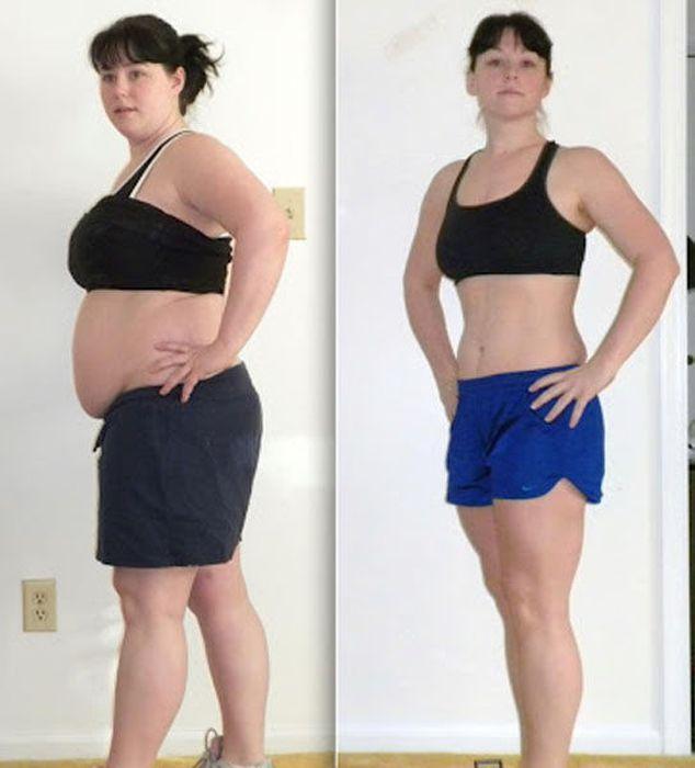 Что есть до и после тренировки для похудения, правильный